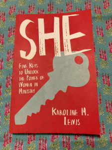 she book cover