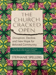 church cracked open cover
