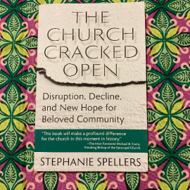 The Church Cracked Open: Disruption, Decline and New Hope Book Study and Group Coaching