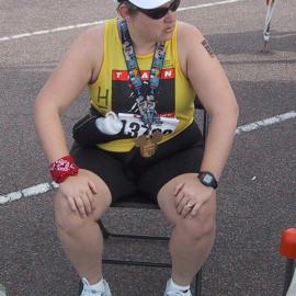 To the Next Marathon, Without a Break